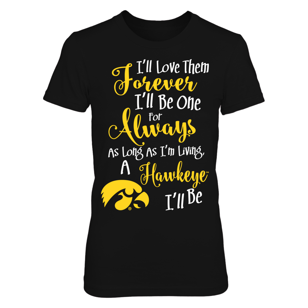 Forever Always - Iowa Hawkeyes Front picture