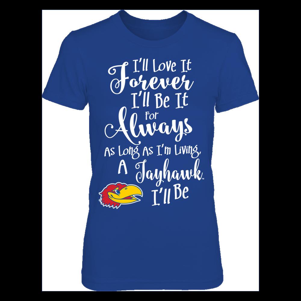 Forever Always - Kansas Jayhawks Front picture