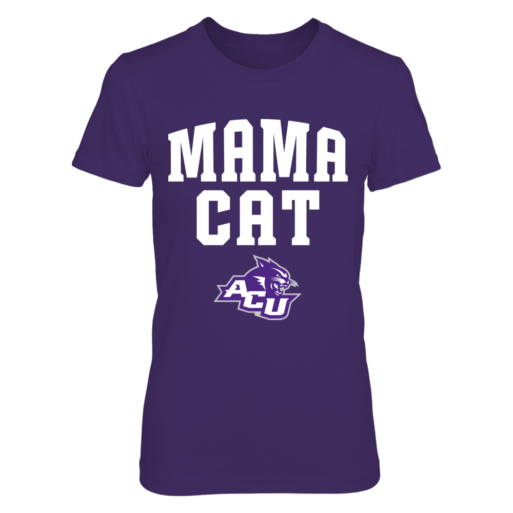 Abilene Christian Wildcats - Mama Cat Front picture