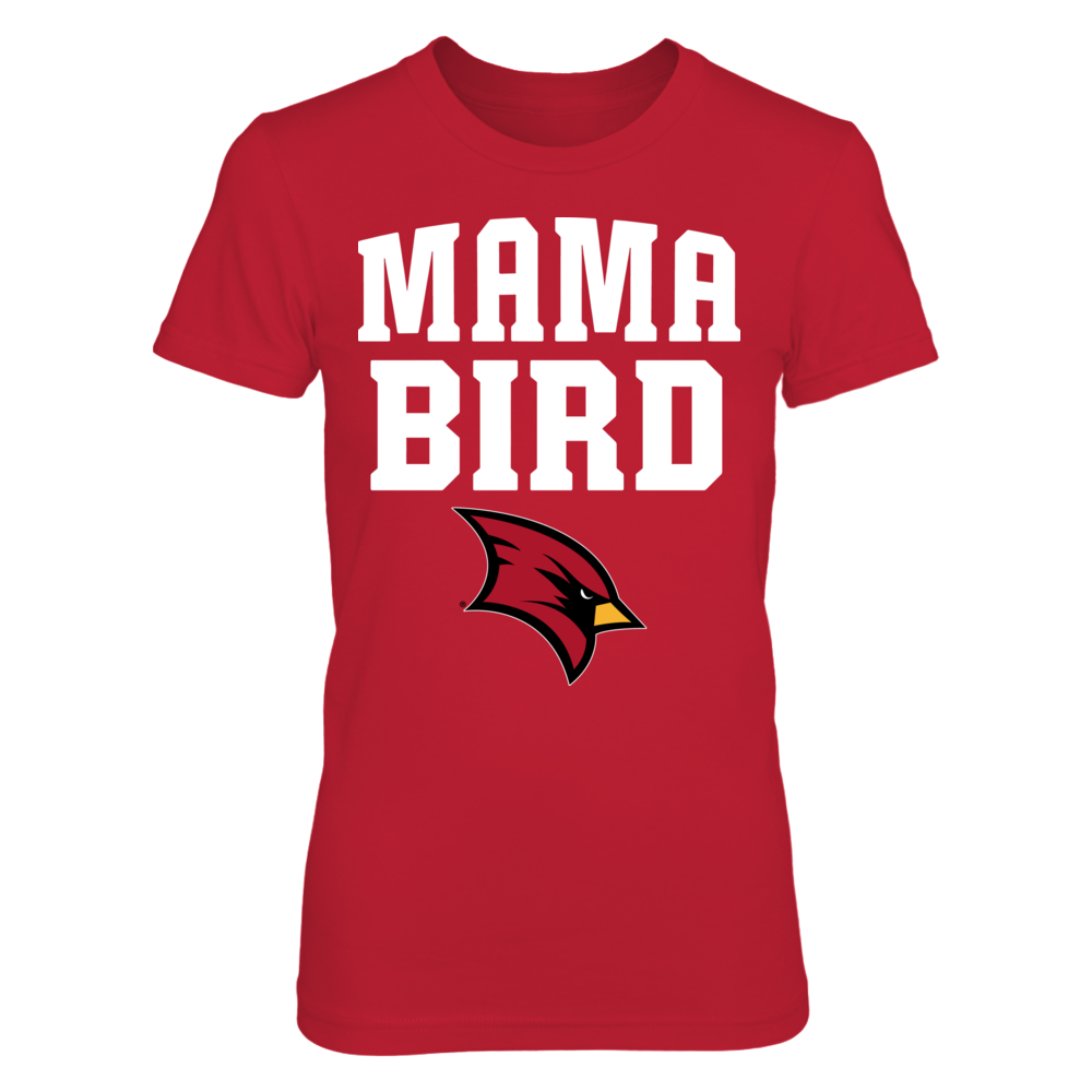 Saginaw Valley State Cardinals - Mama bird Front picture