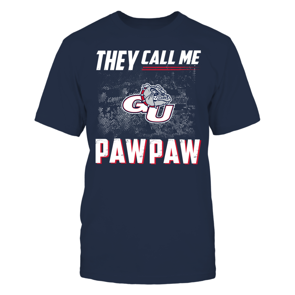 They Call Me Paw Paw - Gonzaga Bulldogs Front picture