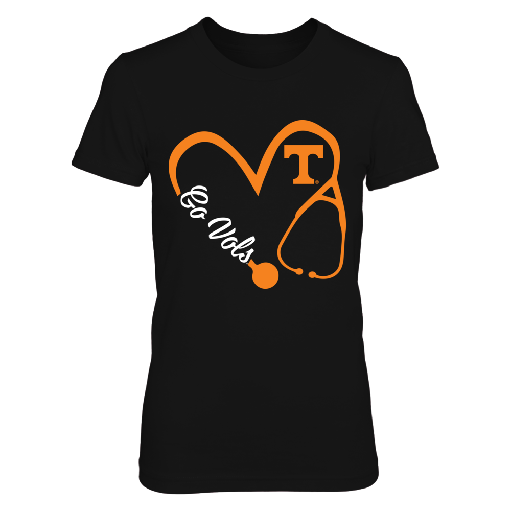 Tennessee Volunteers - Heart 3-4 - Nurse - IF-IC17-DS45 Front picture