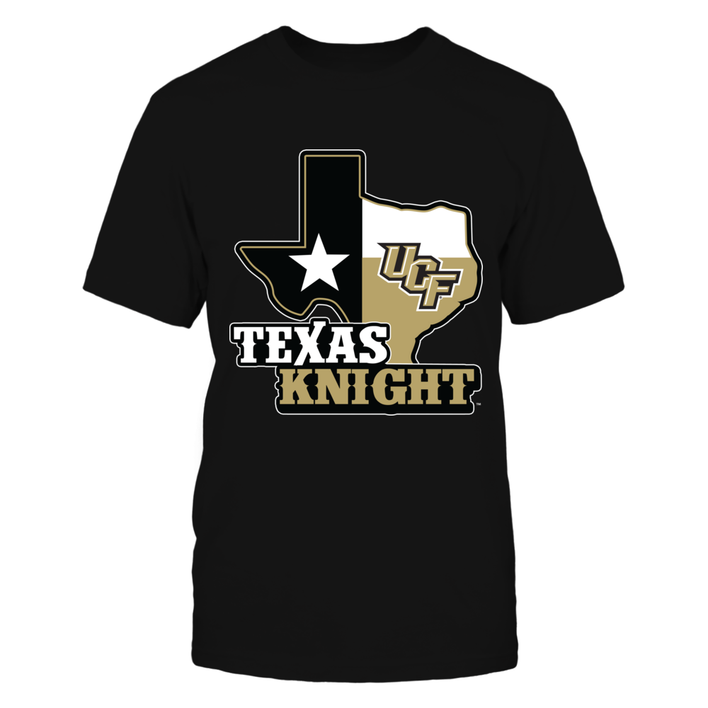 UCF Knights - Texas Map Mascot Front picture