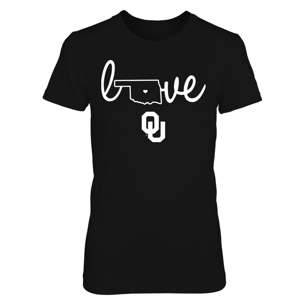 Oklahoma Sooners - State Love Front picture