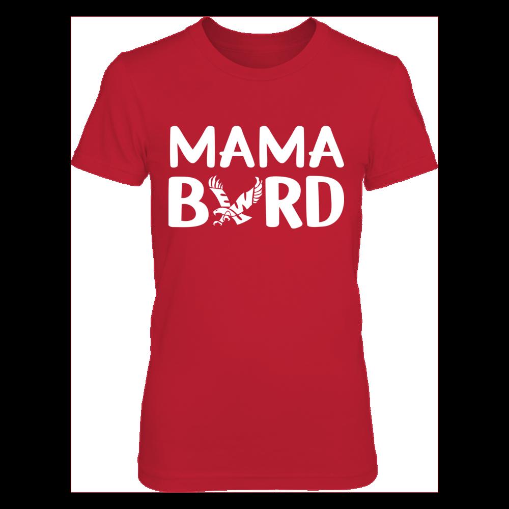 Eastern Washington Eagles - Mama Mascot - Logo Front picture