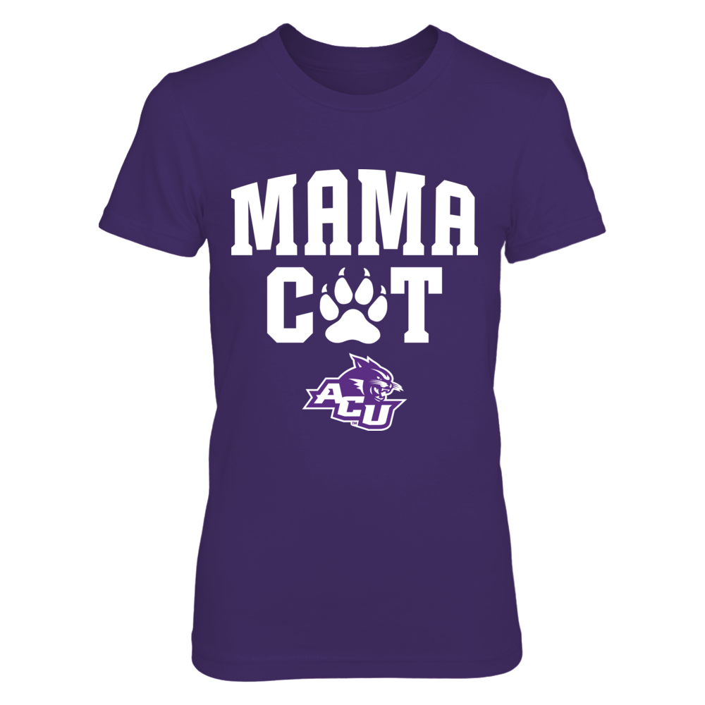 Abilene Christian Wildcats - Mama Cat - Paw Front picture