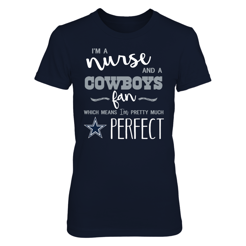 Dallas Cowboys - Perfect Nurse Front picture