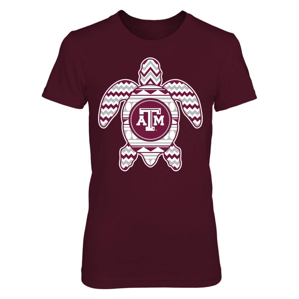 Chevron Turtle - Texas A&M Aggies Front picture