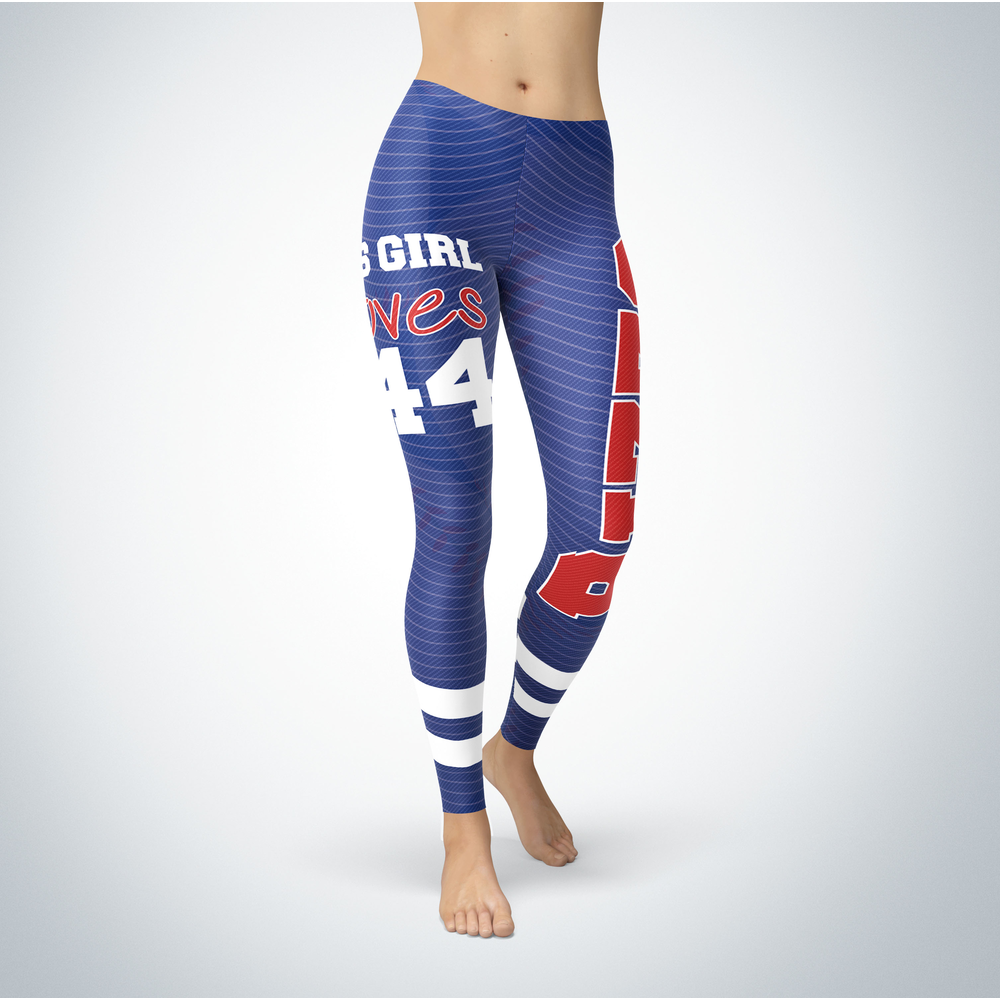 This Girl Love Leggings - Anthony Rizzo Front picture
