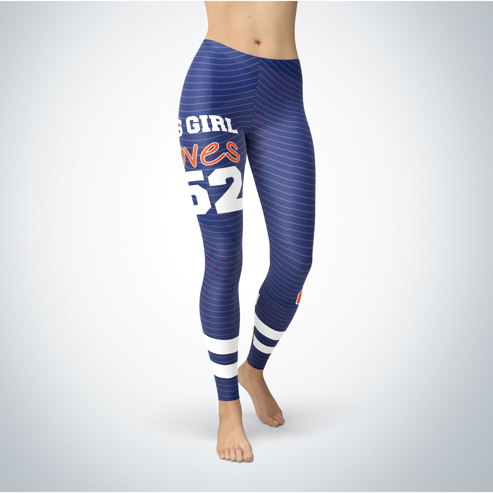 This Girl Love Leggings - Yoenis Cespedes Front picture