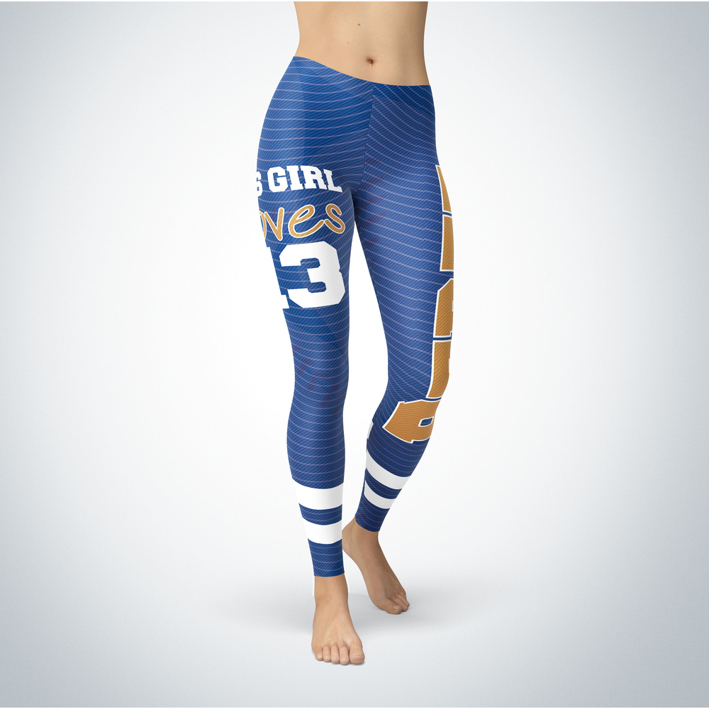 This Girl Love Leggings - Salvador Perez Front picture