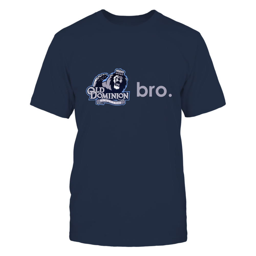 Old Dominion Monarchs Bro 'Gray' Shirt Front picture