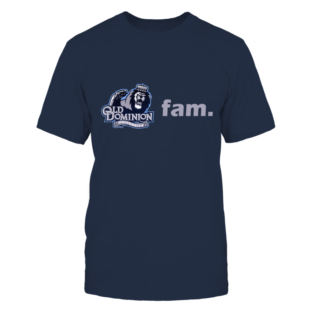 Old Dominion Monarchs Fam Shirt Front picture