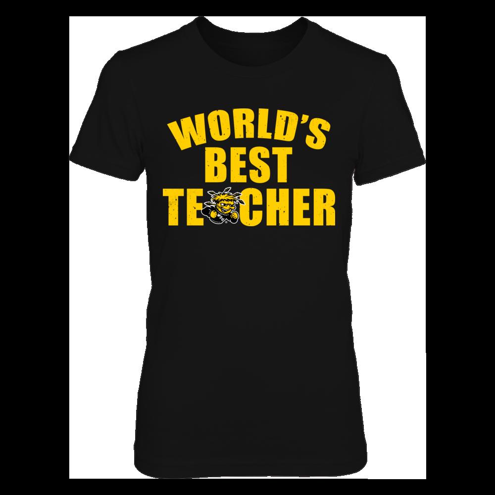 Wichita State Shockers - World's Best Teacher Front picture