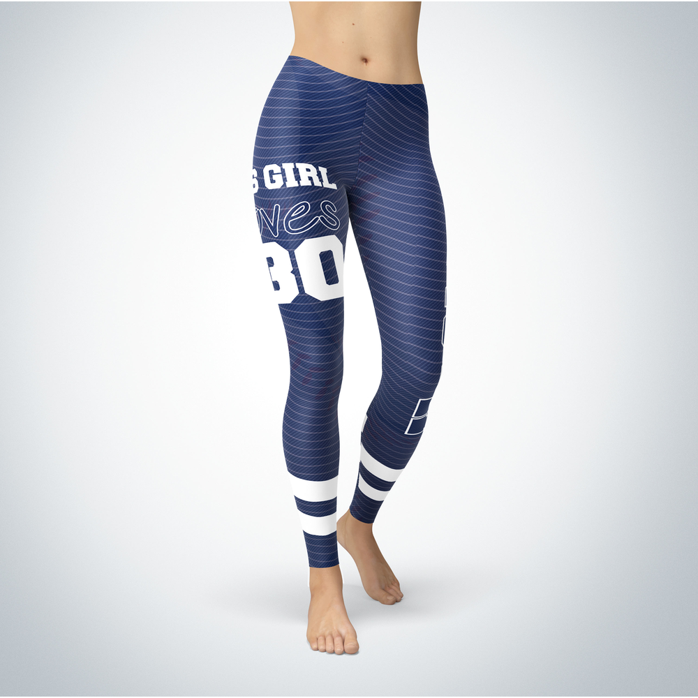 This Girl Love Leggings - Eric Hosmer Front picture