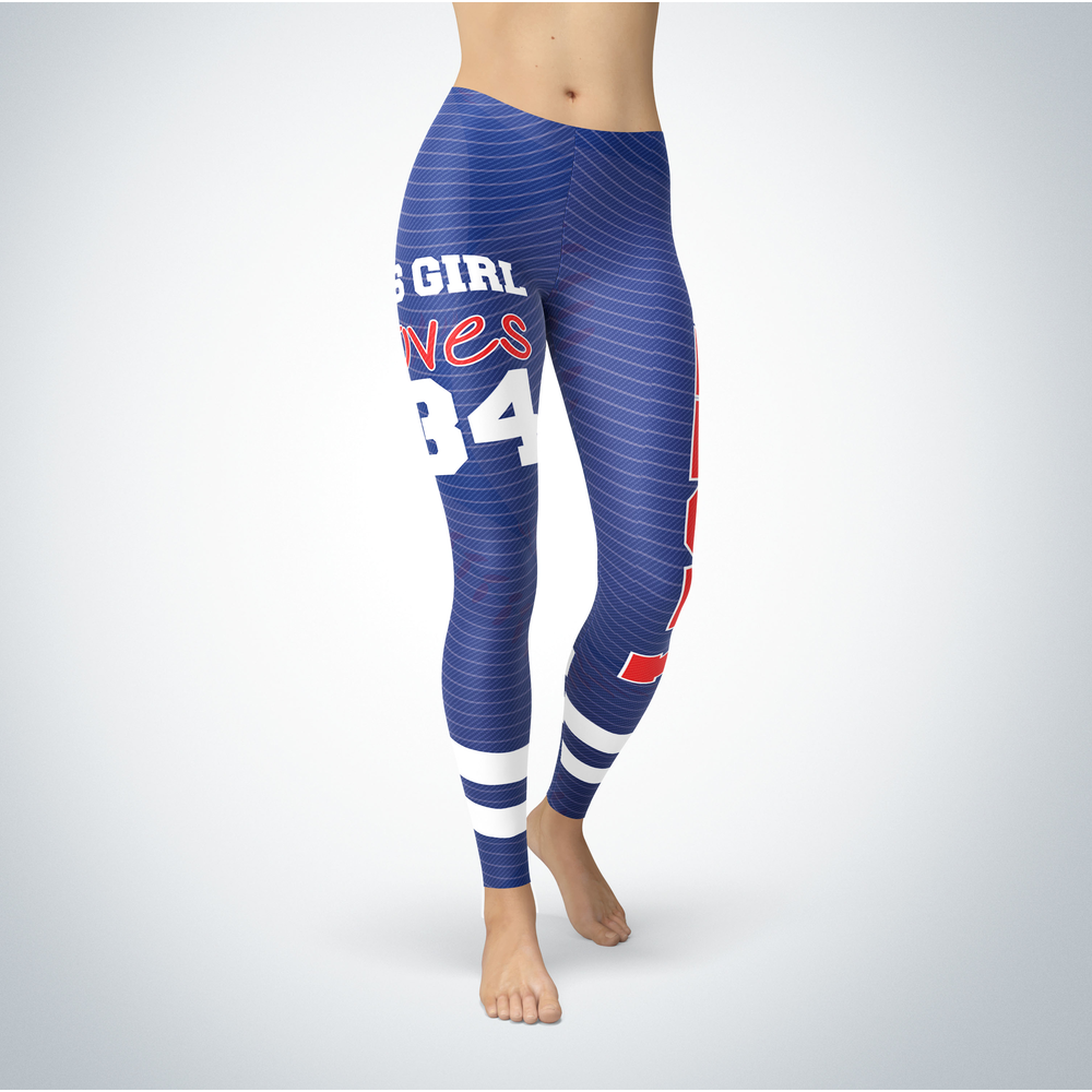 This Girl Love Leggings - Jon Lester Front picture