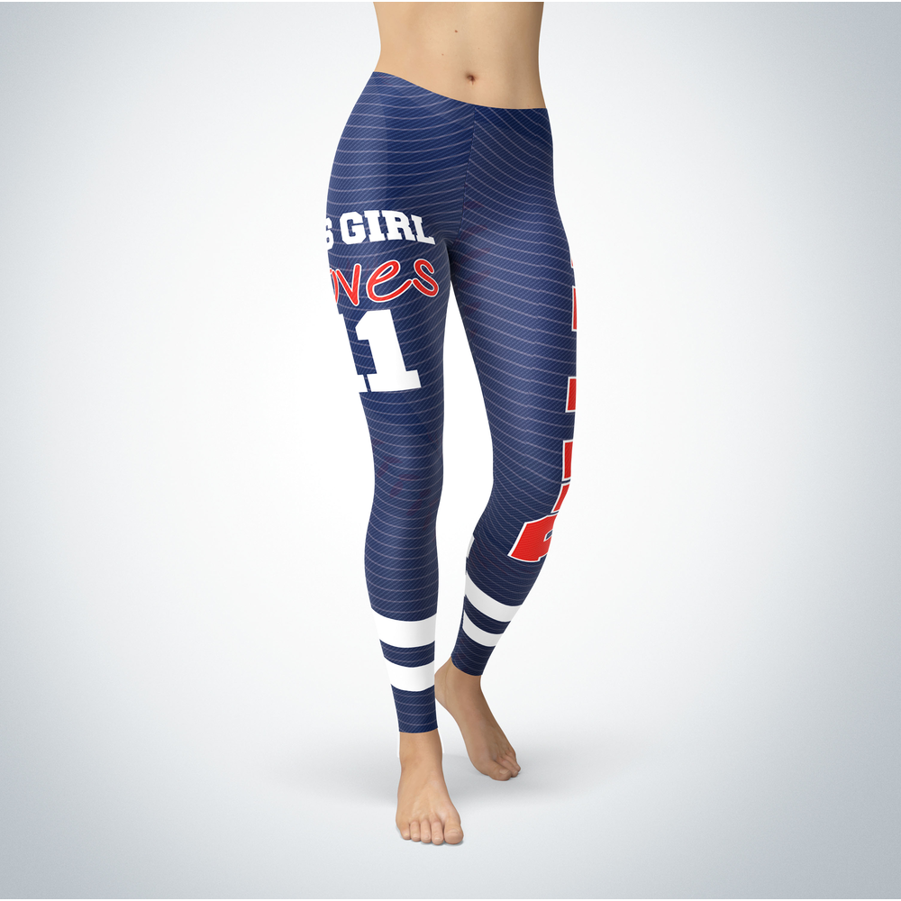 This Girl Love Leggings - Kevin Pillar Front picture