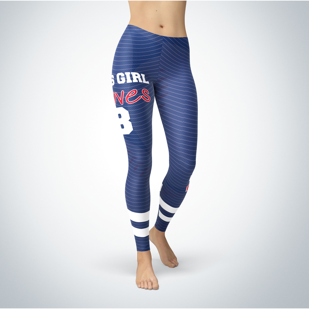 This Girl Love Leggings - Manny Machado Front picture