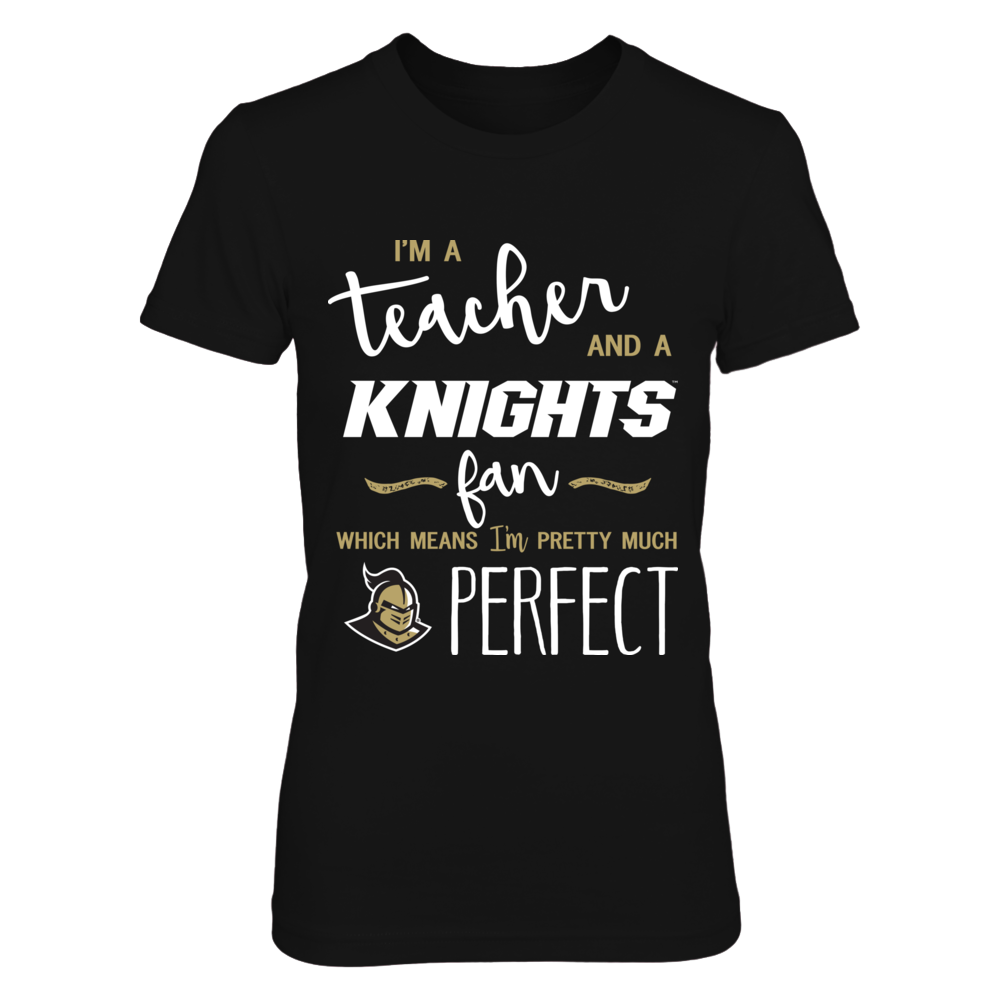 UCF Knights - Perfect Teacher Front picture
