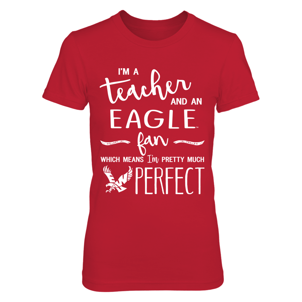 Eastern Washington Eagles - Perfect Teacher - Relaunch - IF-IC13-DS33 Front picture