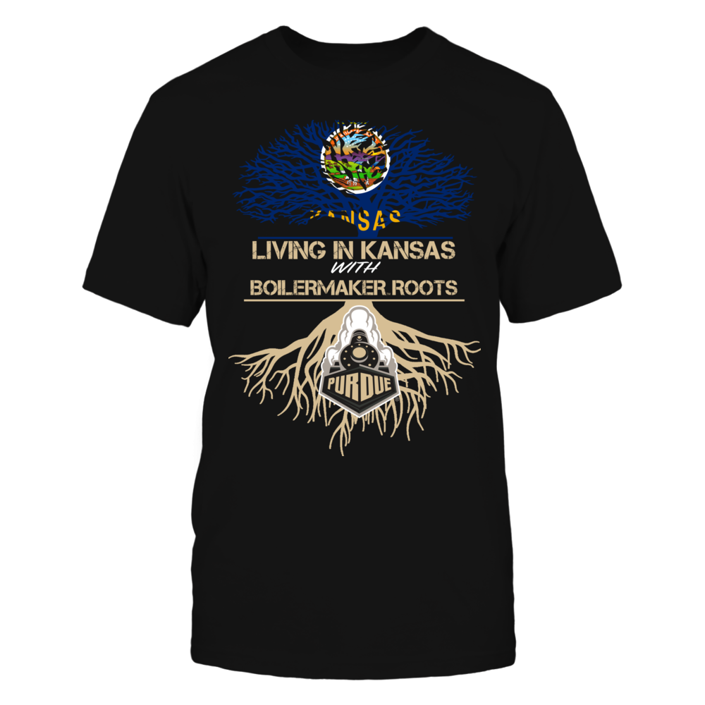Purdue Boilermakers - Living Roots Kansas Front picture