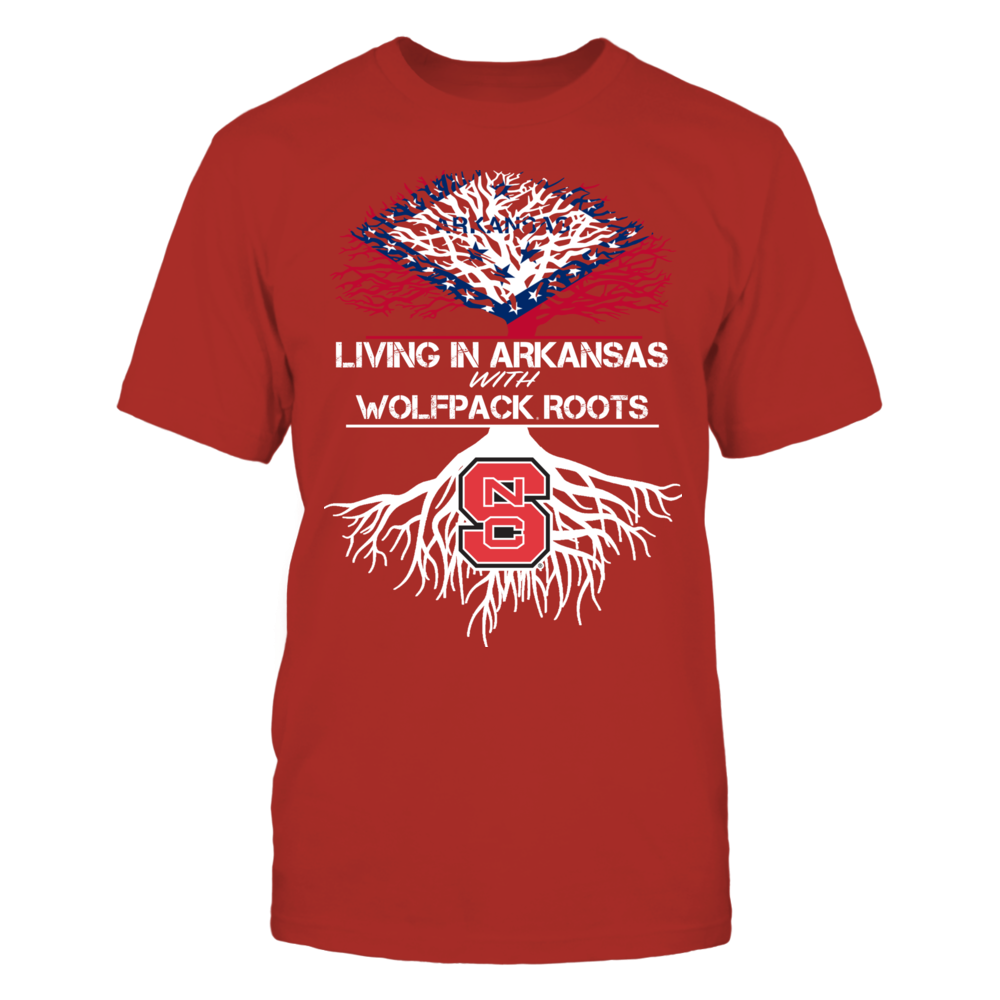 NC State Wolfpack - Living Roots Arkansas Front picture