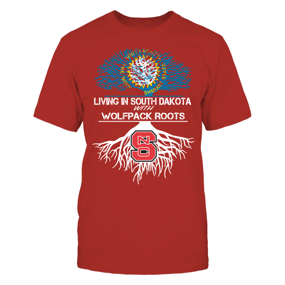 NC State Wolfpack - Living Roots South Dakota Front picture
