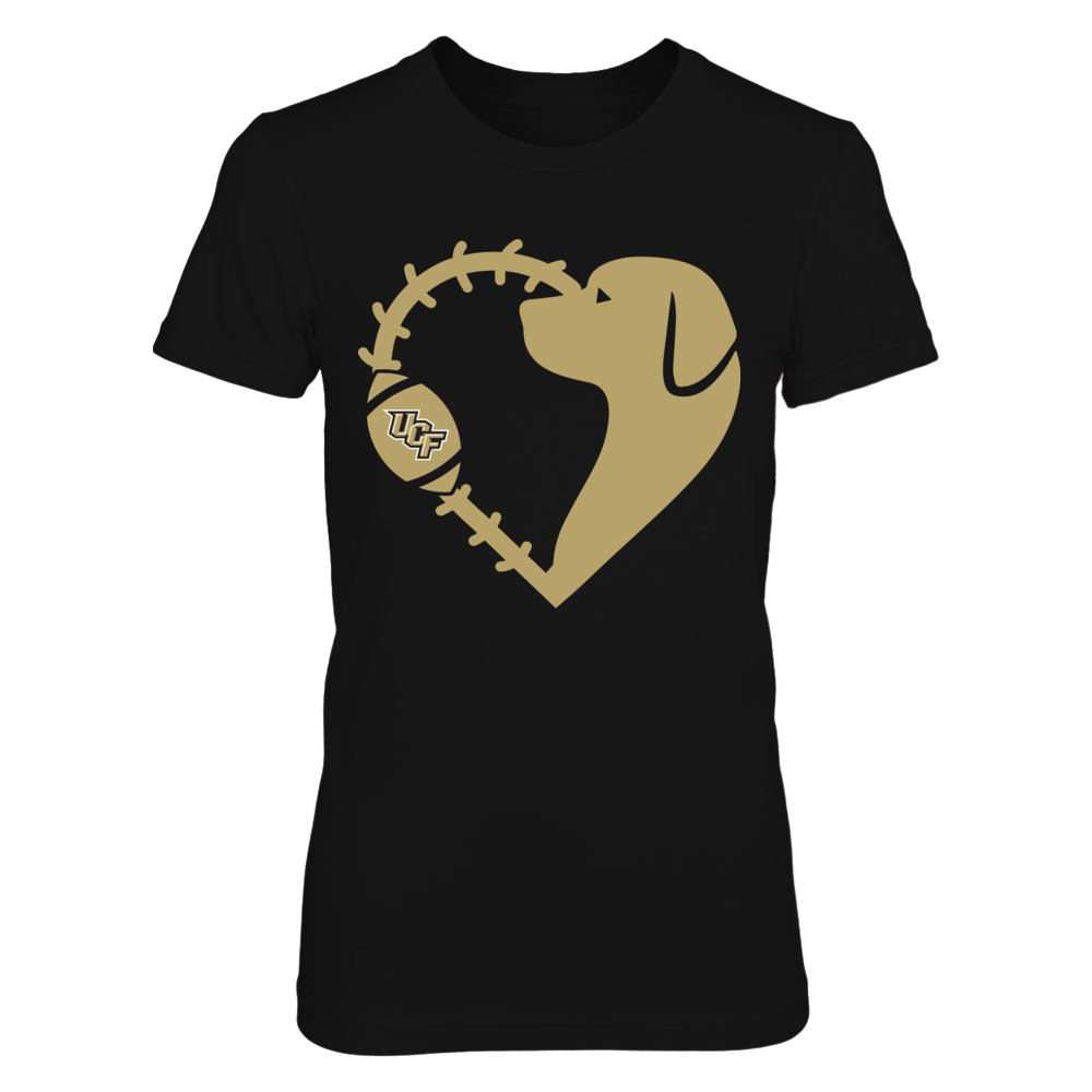 UCF Knights - All I Need - Football And Dog Heart Front picture