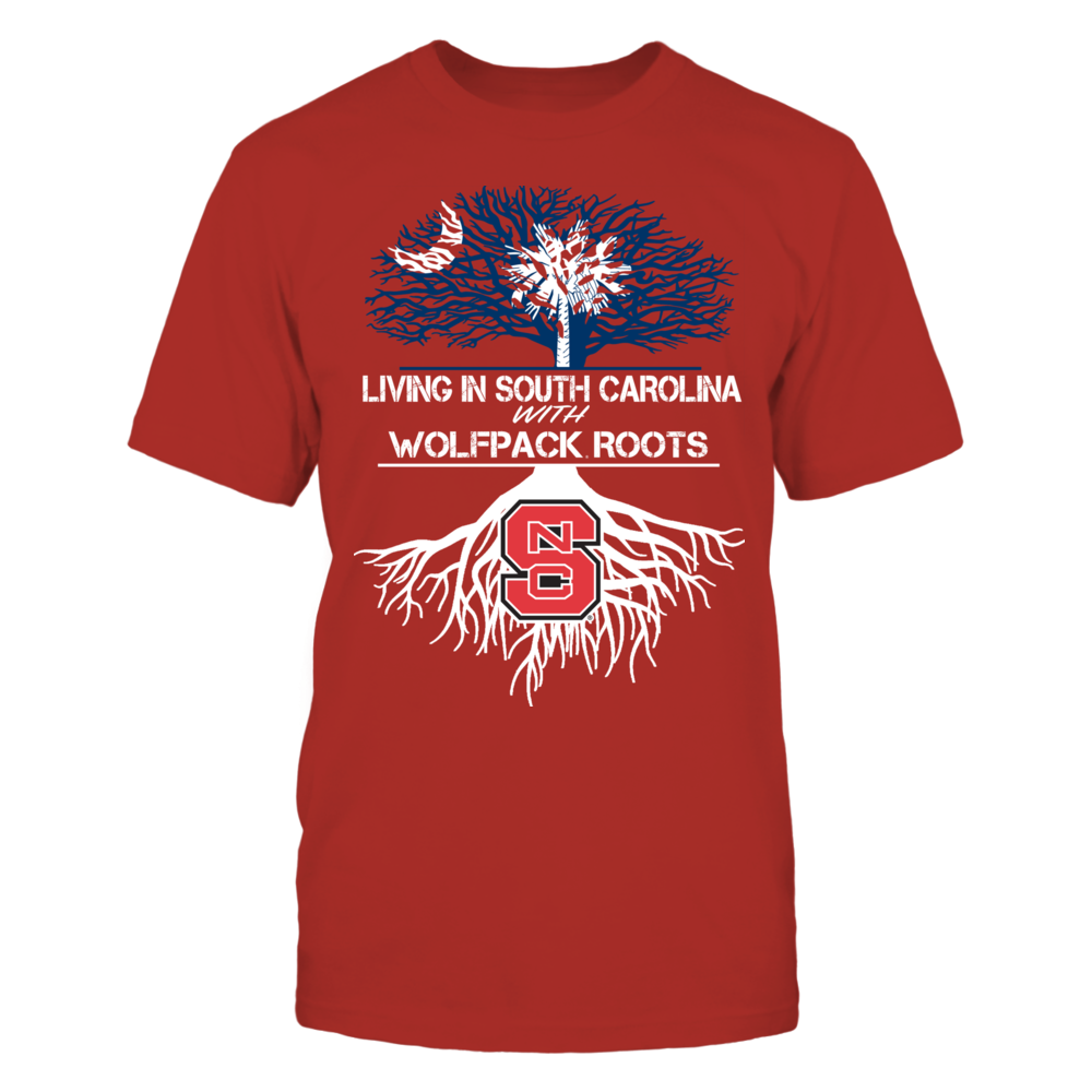 NC State Wolfpack - Living Roots South Carolina Front picture