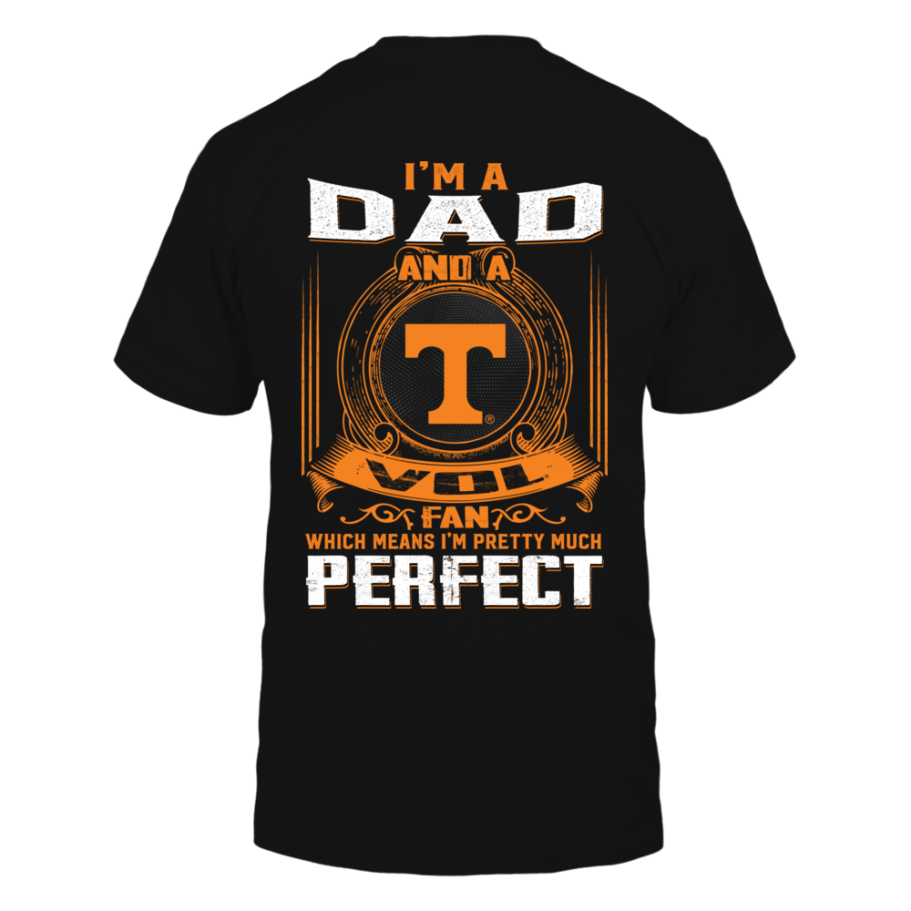 Tennessee Volunteers - Perfect Dad Back picture