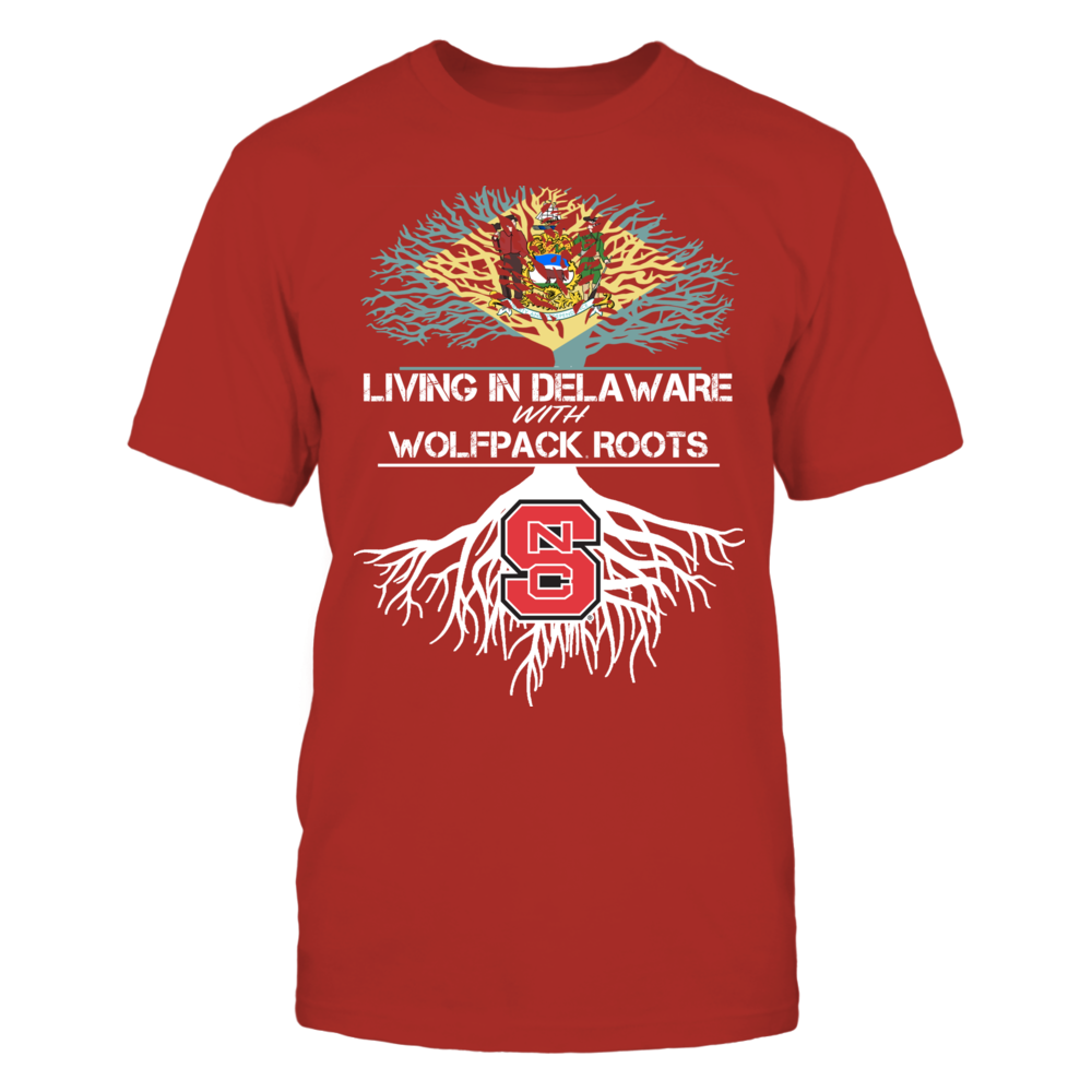 NC State Wolfpack - Living Roots Delaware Front picture