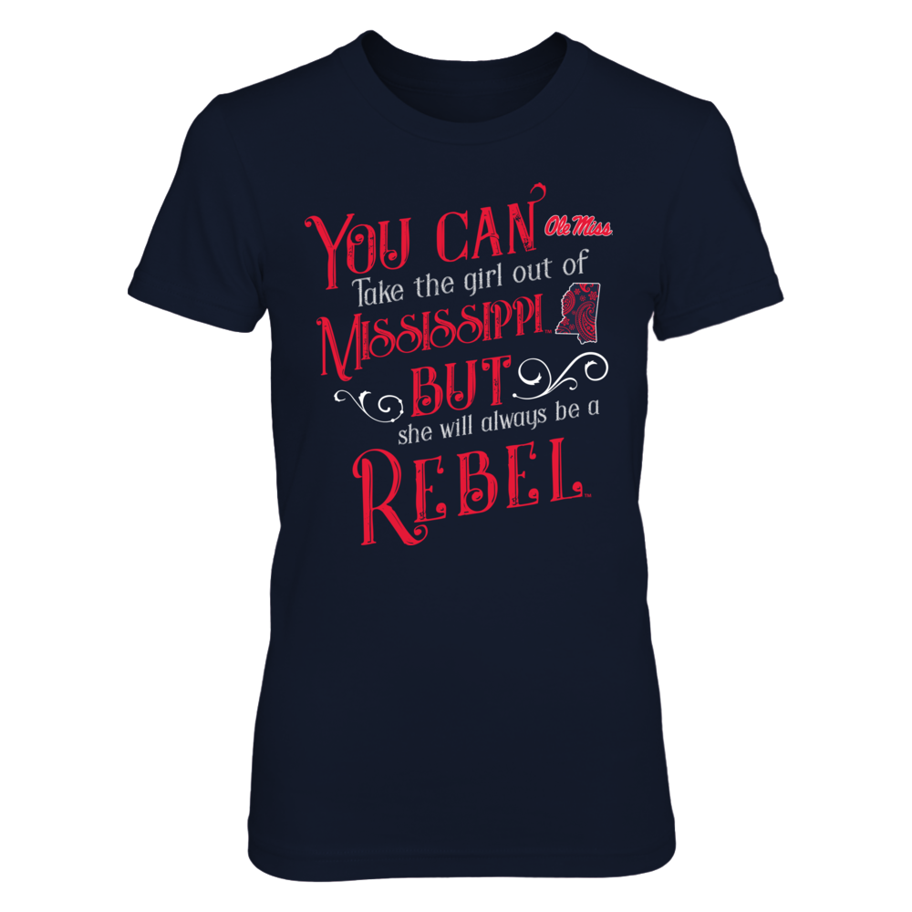 Ole Miss Rebels - Take The Girl Out Paisley State Front picture