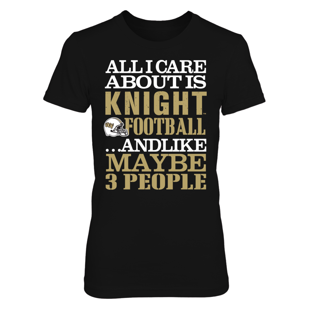 UCF Knights - All I Care About Is Front picture