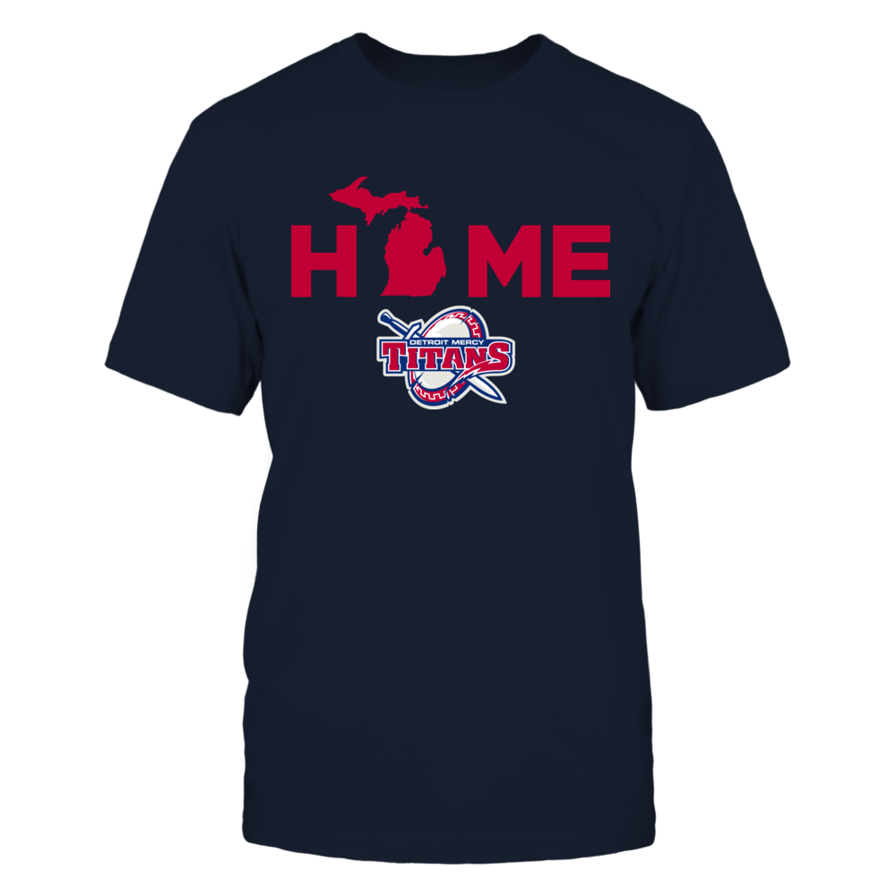 Detroit Mercy Titans - Home Front picture