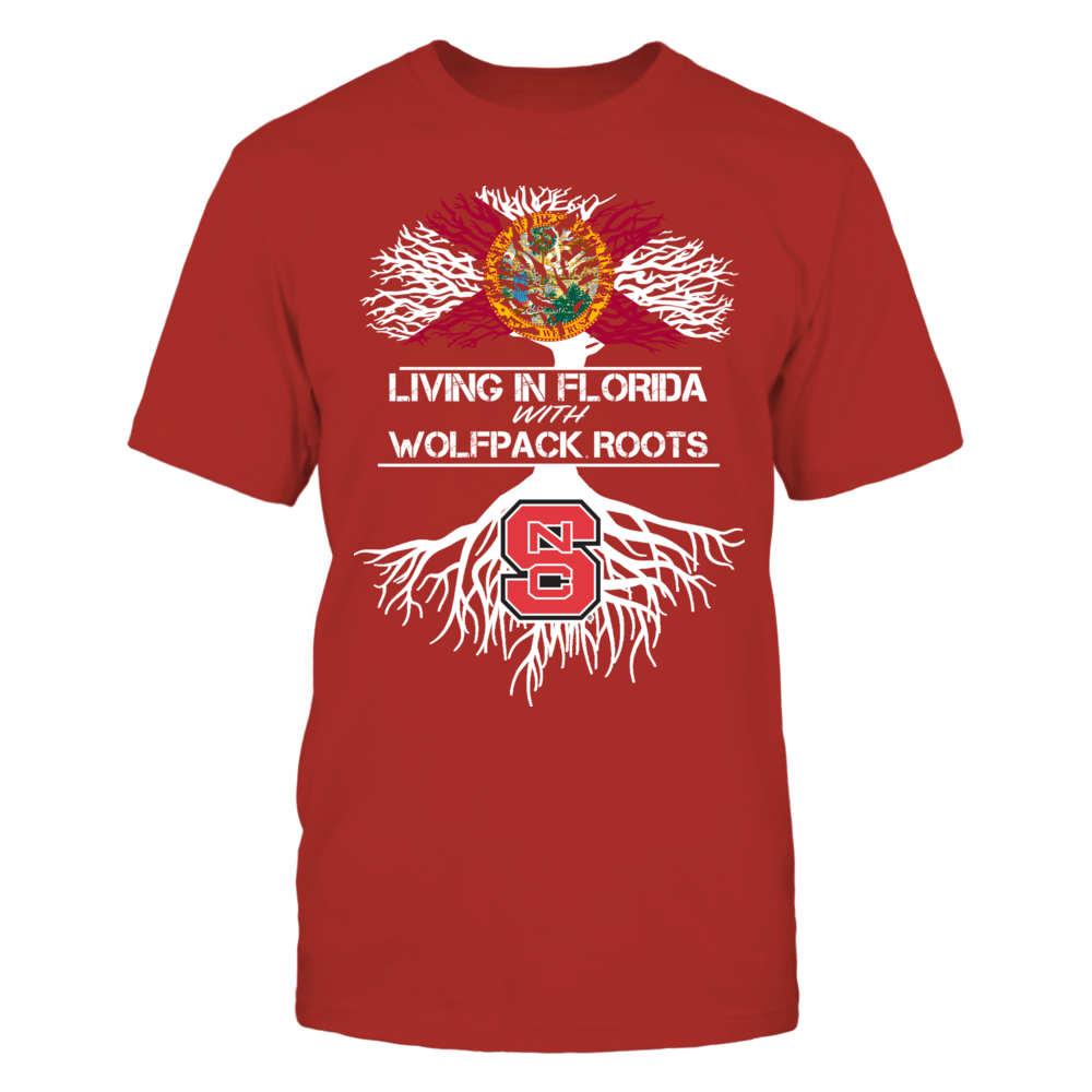 NC State Wolfpack - Living Roots Florida Front picture