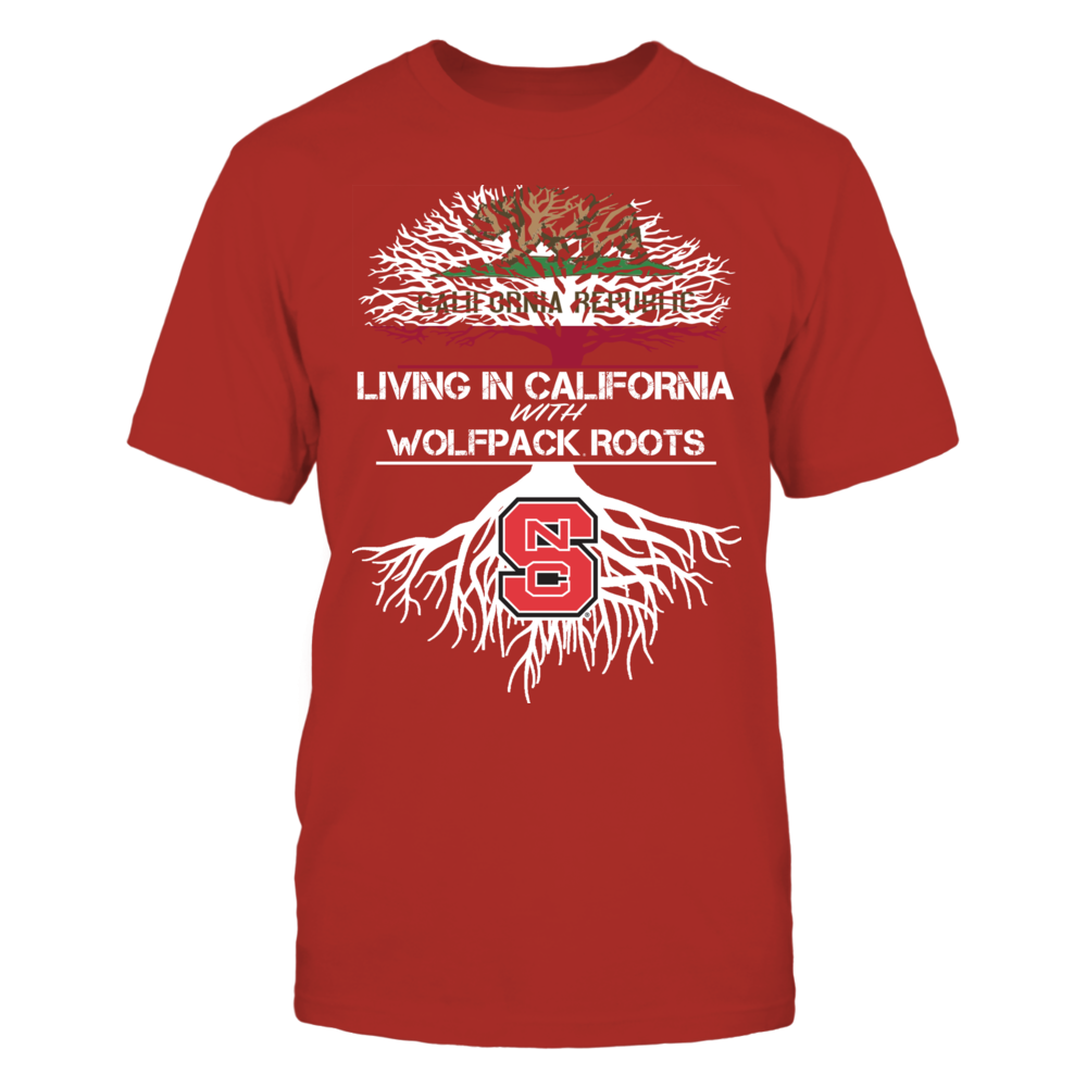 NC State Wolfpack - Living Roots California Front picture