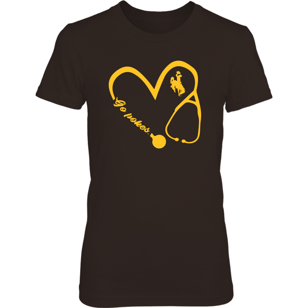 Wyoming Cowboys - Heart 3/4 - Nurse Front picture