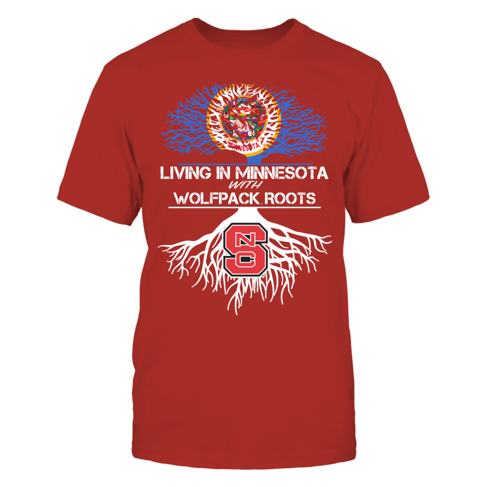 NC State Wolfpack - Living Roots Minnesota Front picture
