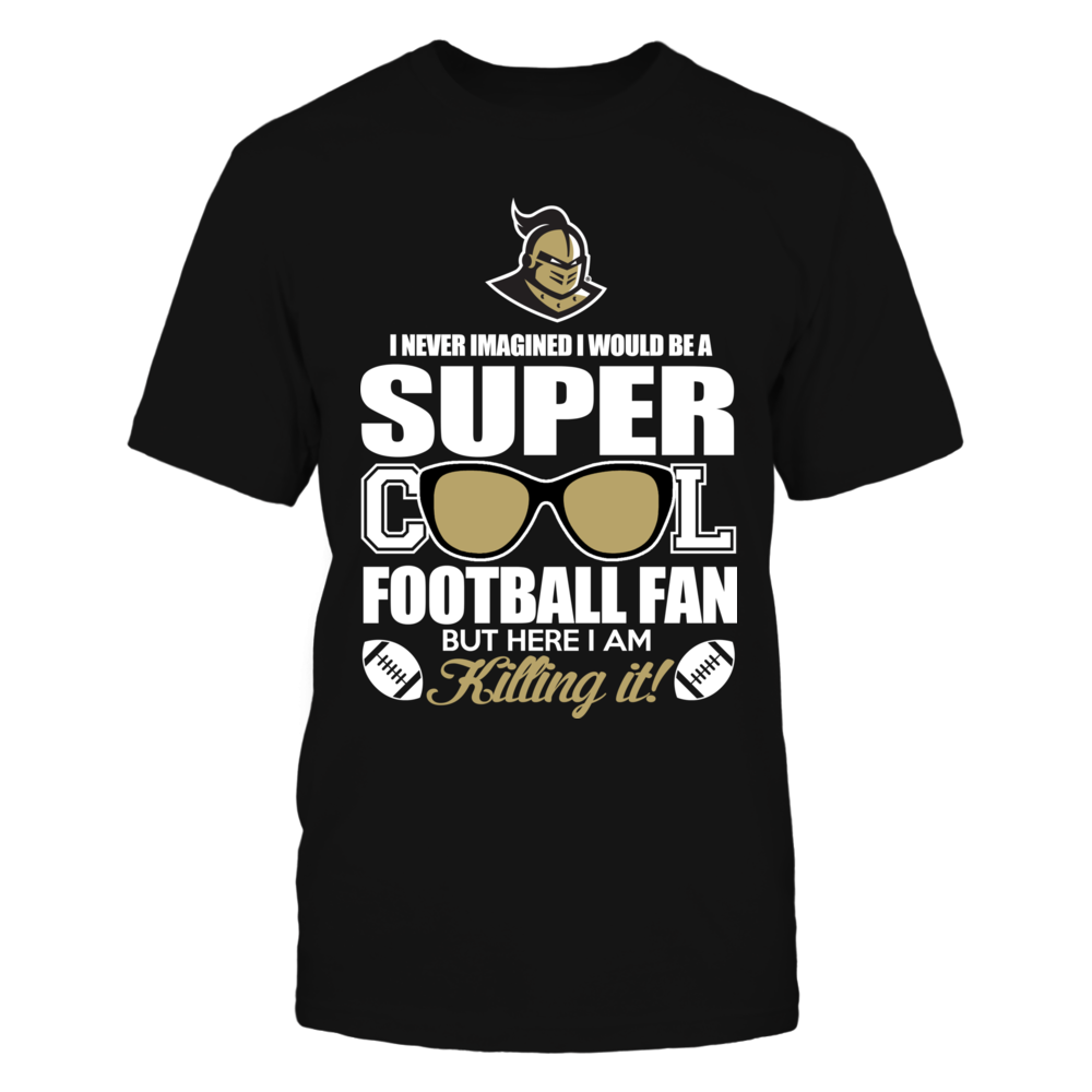 UCF Knights Super Cool Football Fan Front picture