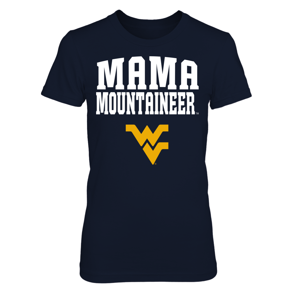 West Virginia Mountaineers - Mama Mascot Front picture