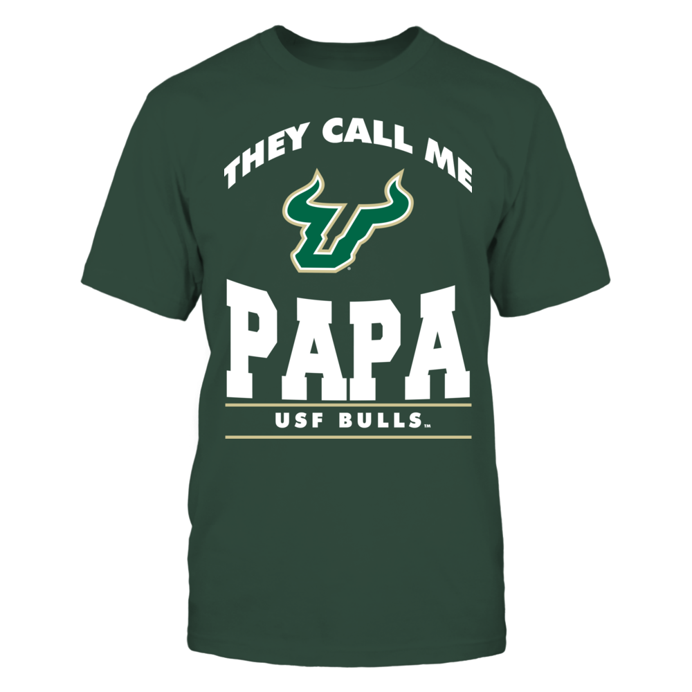 They Call Me Papa - South Florida Bulls Front picture