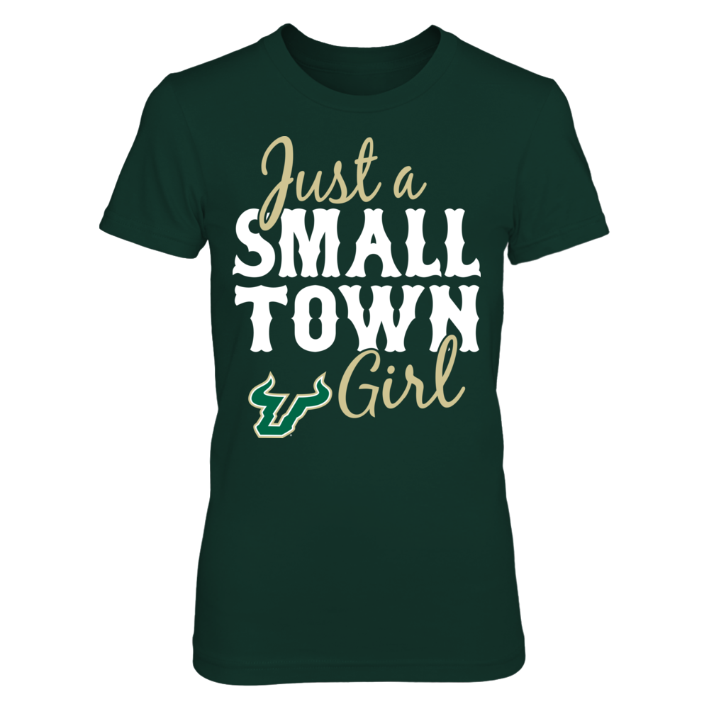 Just A Small Town Girl - South Florida Bulls Front picture