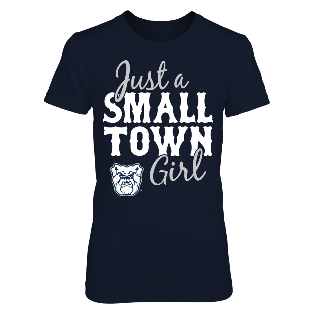 Just A Small Town Girl - Buttler Bulldogs Front picture