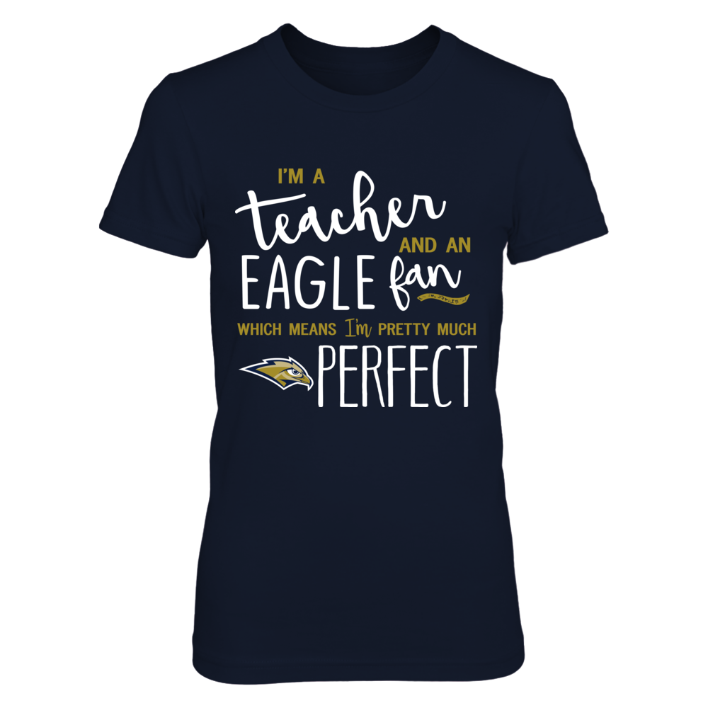 Oral Roberts Golden Eagles - Perfect Teacher Front picture