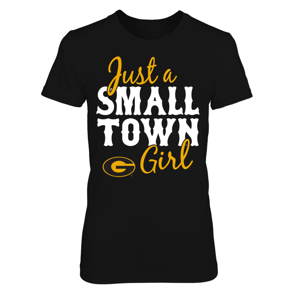 Just A Small Town Girl - Grambling State Tigers Front picture