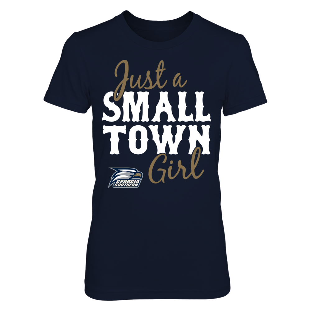 Just A Small Town Girl - Georgia Southern Eagles Front picture