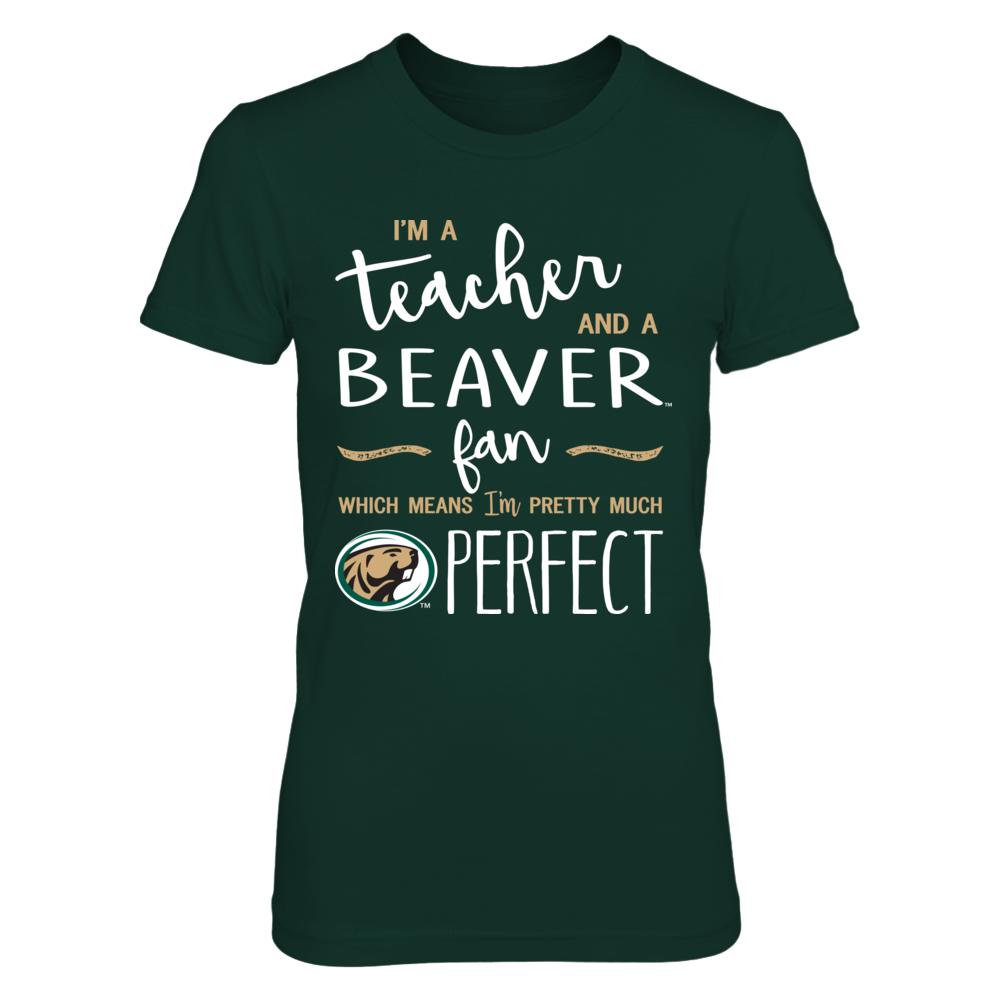Bemidji State Beavers - Perfect Teacher Front picture