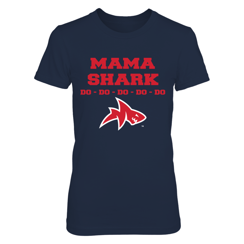 Ole Miss Rebels - Family Shark - Mama Front picture