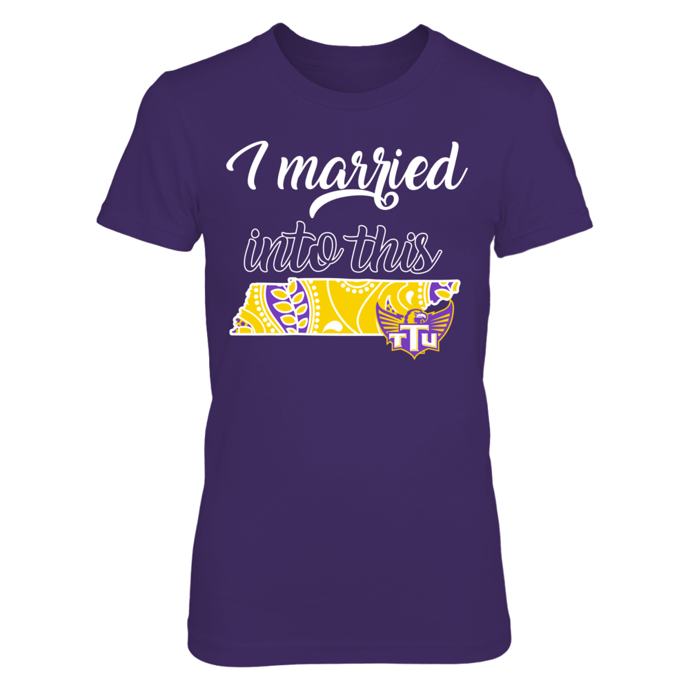 Tennessee Tech Golden Eagles - Married Into Front picture