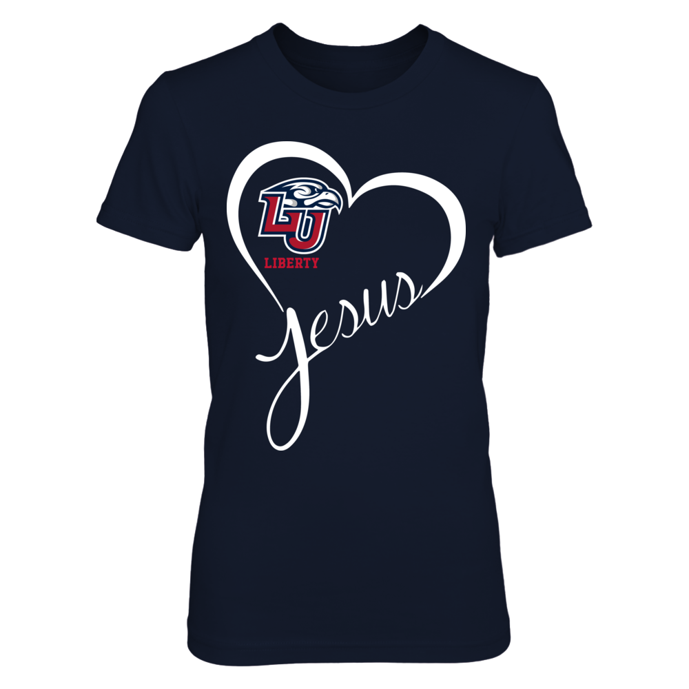 Liberty Flames - Heart Jesus Front picture